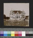 Schloss Lilienhof im Bau